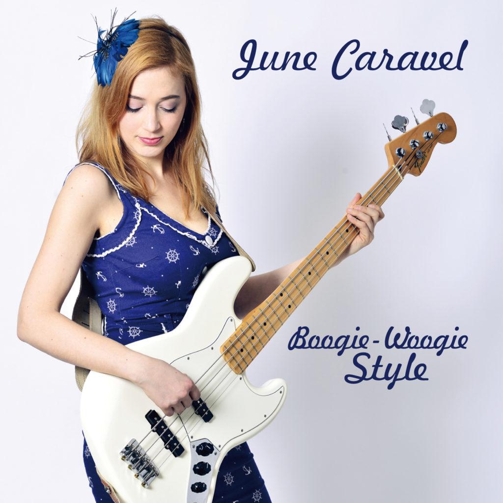 Couverture de l'album Boogie-Woogie Style de June Caravel